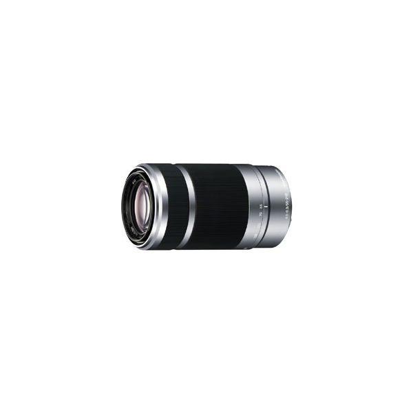 ソニー E 55-210mm F4.5-6.3 OSS(シルバー)