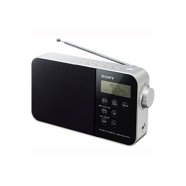 ソニー ICF-M780N ポータブルラジオ