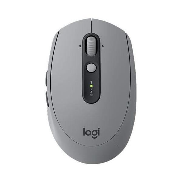 LOGICOOL ロジクール M590 マルチデバイスサイレントマウス M590MG ミッドグレイトーナルの画像