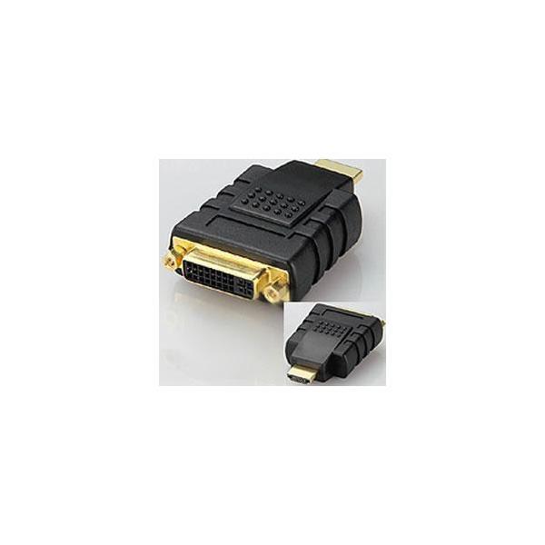 エレコム AD-DTH DVI-HDMI変換アダプター