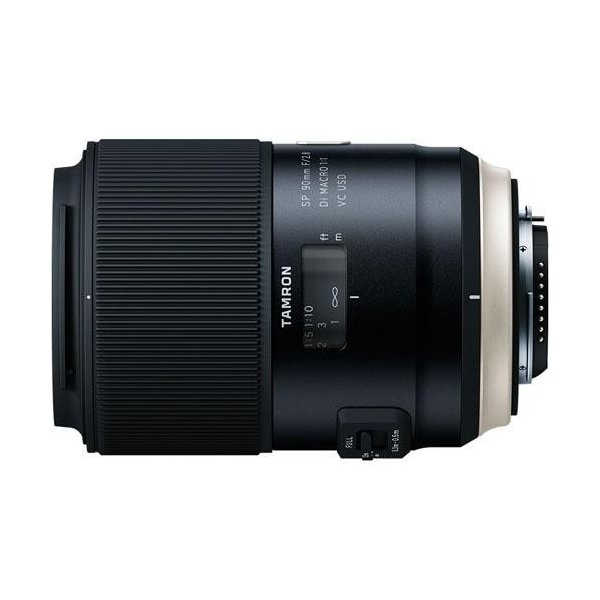 タムロン SP 90mm F/2.8 Di MACRO 1:1 VC USD ニコン用