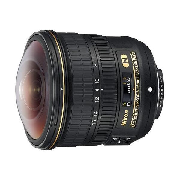 ニコン AF-S Fisheye NIKKOR 8-15mm f/3.5-4.5E ED