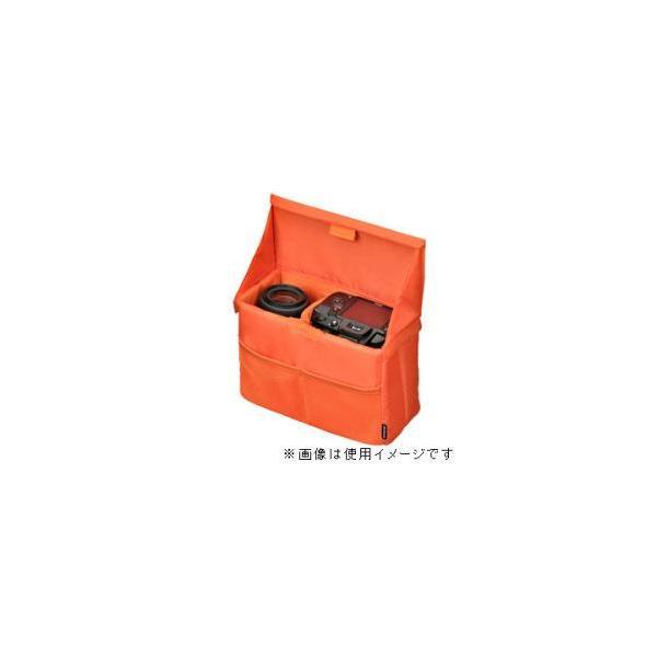 ハクバ KCS-38DOR(オレンジ) フォールディングインナーソフトボックス D