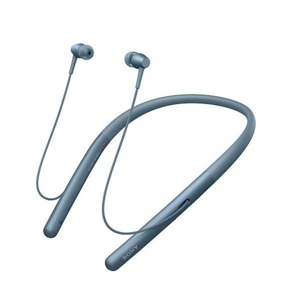 【長期保証付】ソニー WI-H700-L(ムーンリットブルー) ワイヤレスステレオヘッドセット ハイレゾ対応