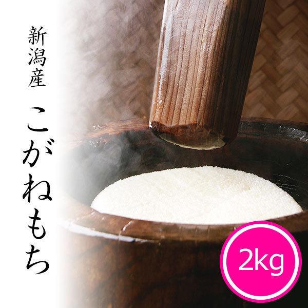 もち米 2kg - 新潟産こがねもち2kg 送料無料 平成30年産|echigo-inahoya|02