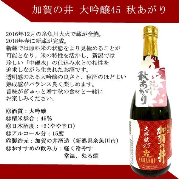 敬老の日 ギフト プレゼント 2020 日本酒 飲み比べ セット ひやおろし 秋のお酒 720ml×5本(第2弾) echigo 05