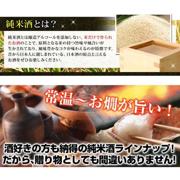 お歳暮 御歳暮 ギフト 2017  日本酒 日本酒 ギフト 新潟 日本酒 純米酒飲み比べセット720ml×6本|echigo|02
