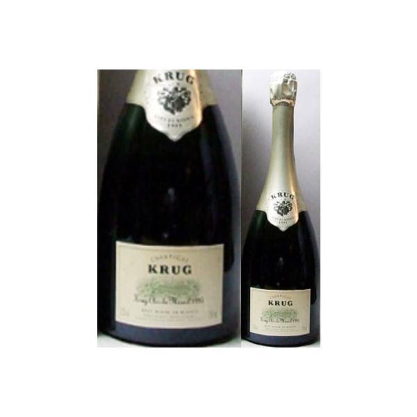 多少澱混のためわけあり商品銀行振り込み・代引き 価格 クリュッグクロ・デュ・メニル1995(フランス-シャンパーニュ発泡ワイン)