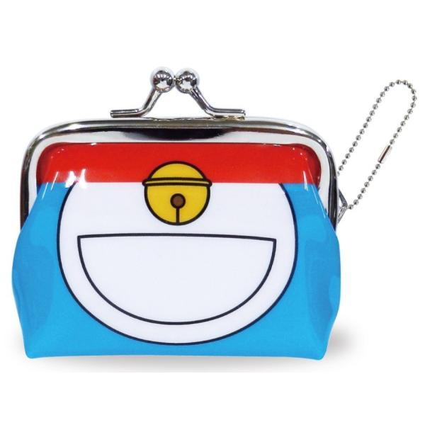 ドラえもん財布がま口四次元ポケットRM-4146