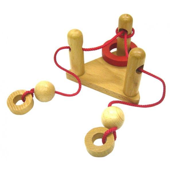 WP-19 ロープパズル