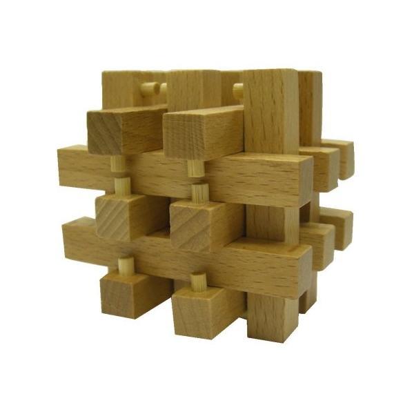 WP-10 木製立体パズル