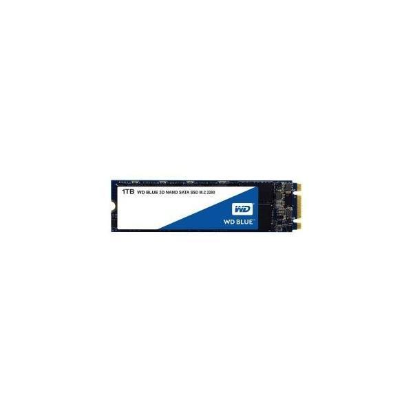 WESTERN DIGITAL WD Blue SSD SATA6Gb/s 1TB M.2 2280 3DNAND(WDS100T2B0B)