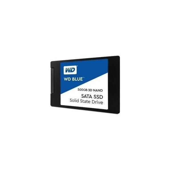 WESTERN DIGITAL WD Blue SSD SATA6Gb/s 500GB 2.5inch 3DNAND(WDS500G2B0A)