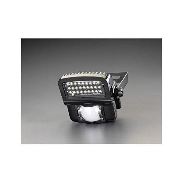 エスコ AC100V/39WLEDセンサーライト EA864C-46 1台