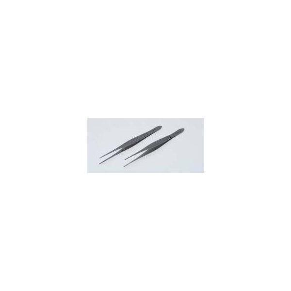 フリッツメディコ 先端極細ピンセット 15cm 有鈎 0.6mm幅 A044-0682 1本