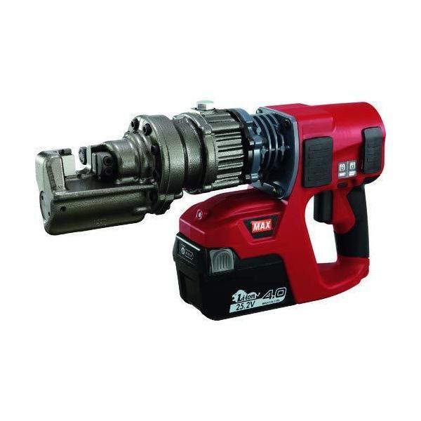 マックス MAX 25.2V充電式ブラシレス鉄筋カッタ PJ-RC161-BC/2540A