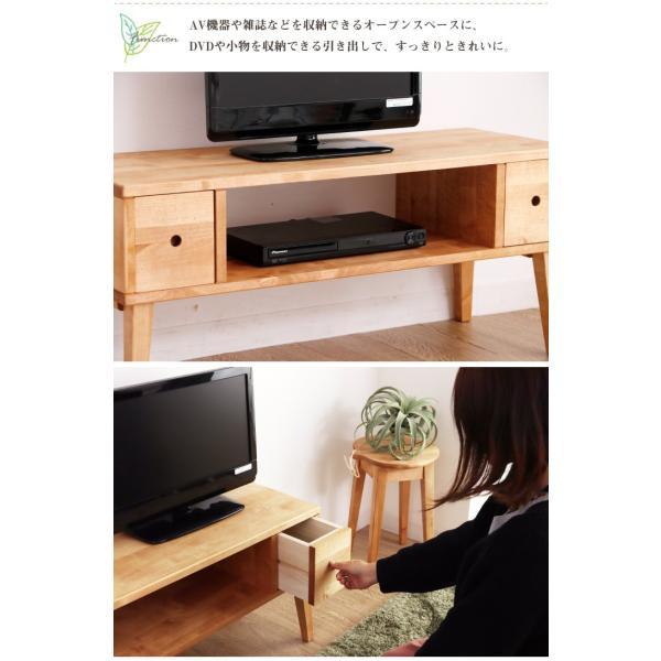 テレビ台 幅95 ローボード テレビボード 北欧 おしゃれ 完成品 テレビラック 木製 コンパクト|eckagudepo|05