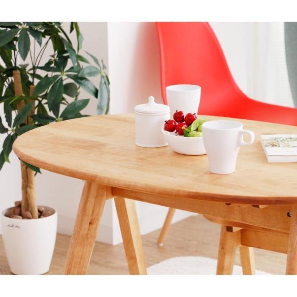 ダイニングテーブルセット ダイニングセット 2人掛け 3点 ベンチ ダイニングテーブル 幅95 無垢 天然木 天然杢 食卓テーブルセット|eckagudepo|09