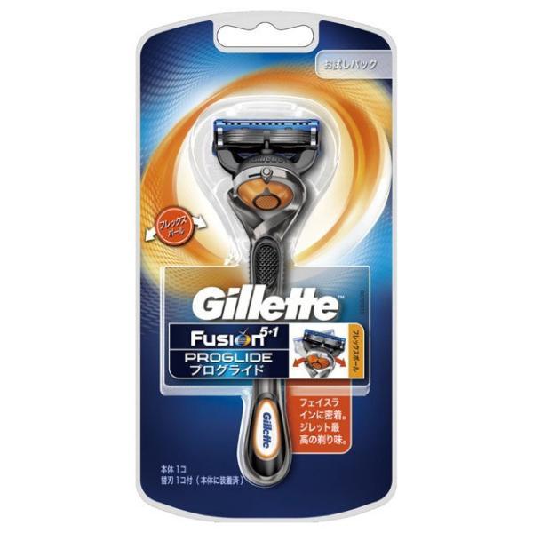 P&G ジレットプログライドお試しホルダー 替刃1個付 eckyorindo2525