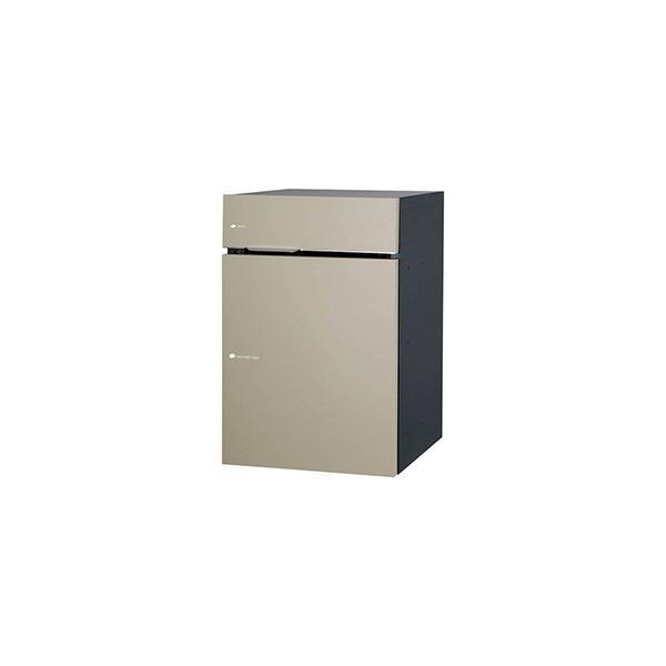 [郵便ポスト・宅配ボックス一体型]ユニソン 戸建用宅配ボックス ヴィコDB60+80 ポスト有り 右開き 前入前出 マットベージュ