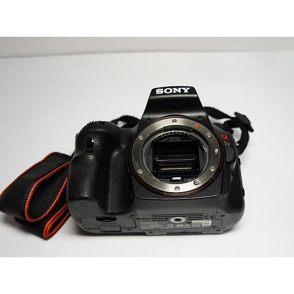 良品中古 α57 SLT-A57 ブラック ボディ 中古本体 安心保証 即日発送 デジ1 SONY デジタルカメラ 本体