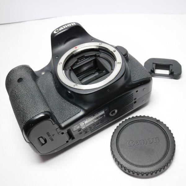美品 EOS 60D ブラック ボディ 中古本体 安心保証 即日発送 デジ1 Canon デジタルカメラ 本体