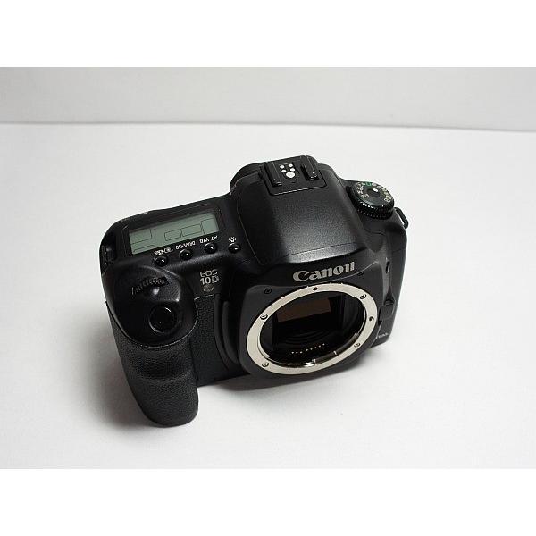 美品 EOS 10D ブラック ボディ 中古本体 安心保証 即日発送 デジ1 Canon デジタルカメラ 本体