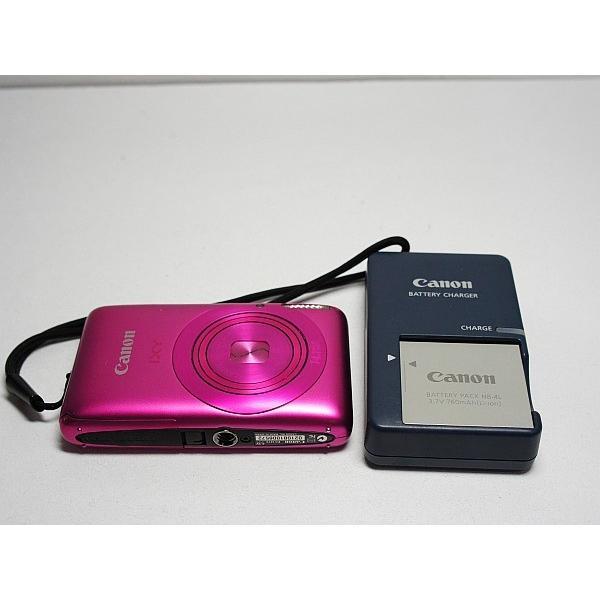 美品 IXY 400F ピンク 中古本体 安心保証 即日発送 Canon デジカメ デジタルカメラ 本体