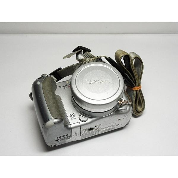 良品中古 PowerShot S2 IS シルバー 中古本体 安心保証 即日発送 Canon デジカメ デジタルカメラ 本体