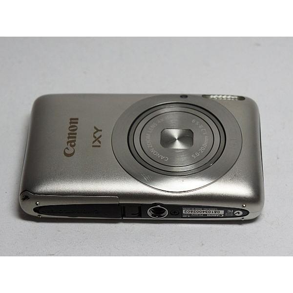 美品 IXY 400F シルバー 中古本体 安心保証 即日発送 Canon デジカメ デジタルカメラ 本体