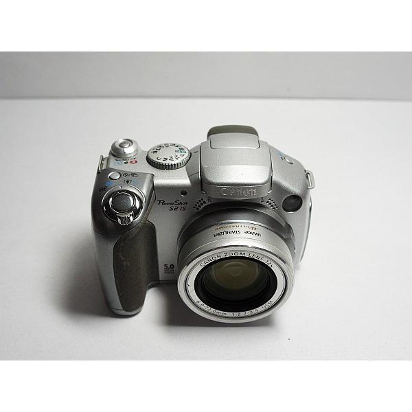 美品 PowerShot S2 IS シルバー 中古本体 安心保証 即日発送 Canon デジカメ デジタルカメラ 本体
