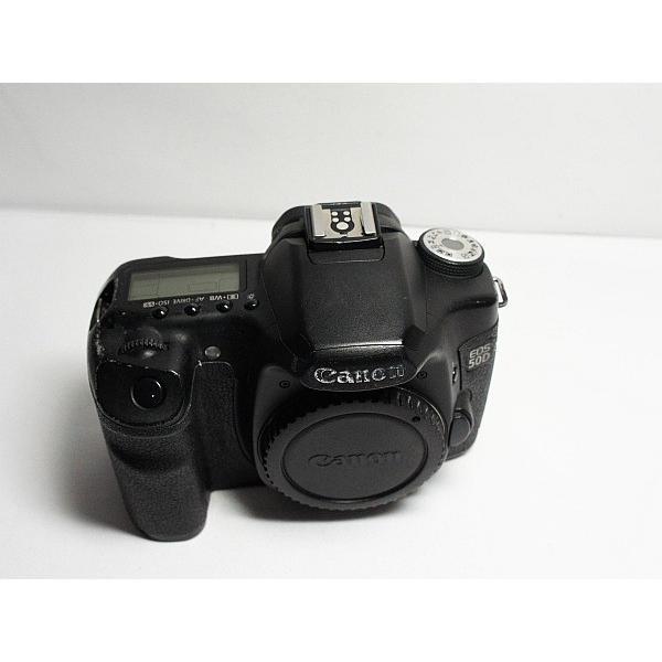 良品中古 EOS 50D ブラック ボディ 中古本体 安心保証 即日発送 デジ1 Canon デジタルカメラ 本体