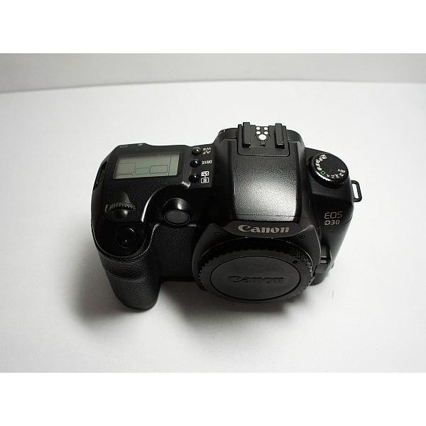 美品 EOS D30 ブラック ボディ 中古本体 安心保証 即日発送 デジ1 Canon デジタルカメラ 本体