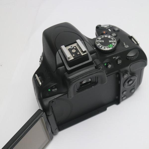 超美品 Nikon D5100 ブラック ボディ 本体 安心保証 即日発送 Nikon デジタル一眼 本体