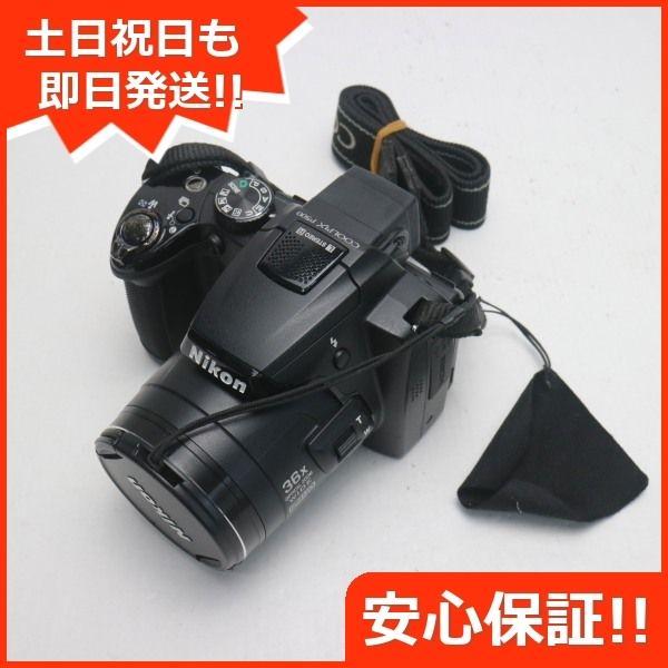 美品 COOLPIX P500 ブラック 中古本体 安心保証 即日発送 デジカメ Nikon デジタルカメラ 本体