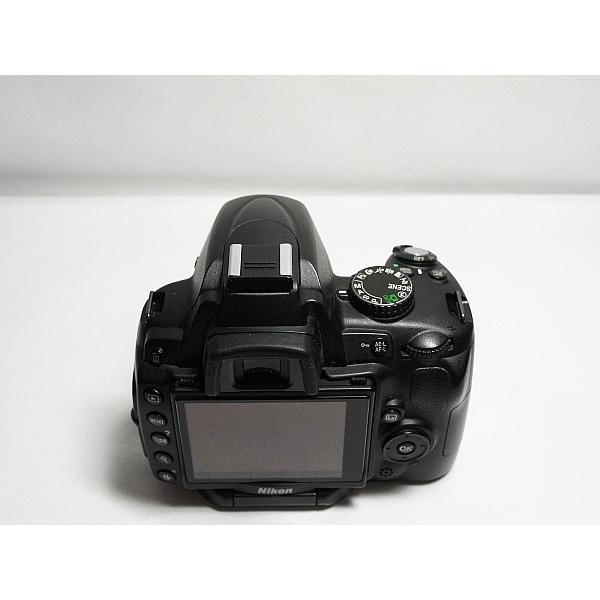 超美品 Nikon D5000 ブラック ボディ 本体 安心保証 即日発送 Nikon デジタル一眼 本体