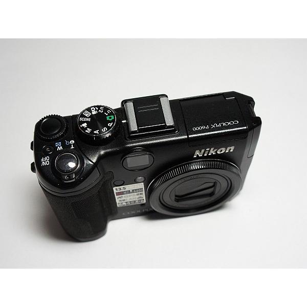 美品 COOLPIX P6000 ブラック 中古本体 安心保証 即日発送 Nikon デジカメ デジタルカメラ 本体