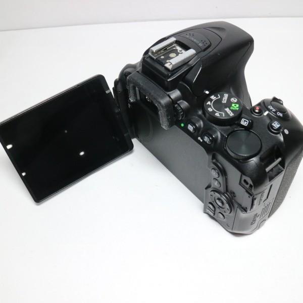 美品 D5500 ブラック 本体 安心保証 即日発送 一眼レフ Nikon 本体