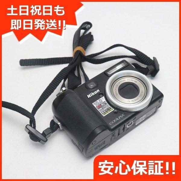 超美品 COOLPIX P5000 ブラック 中古本体 安心保証 即日発送 Nikon デジカメ デジタルカメラ 本体 あすつく 土日祝発送OK