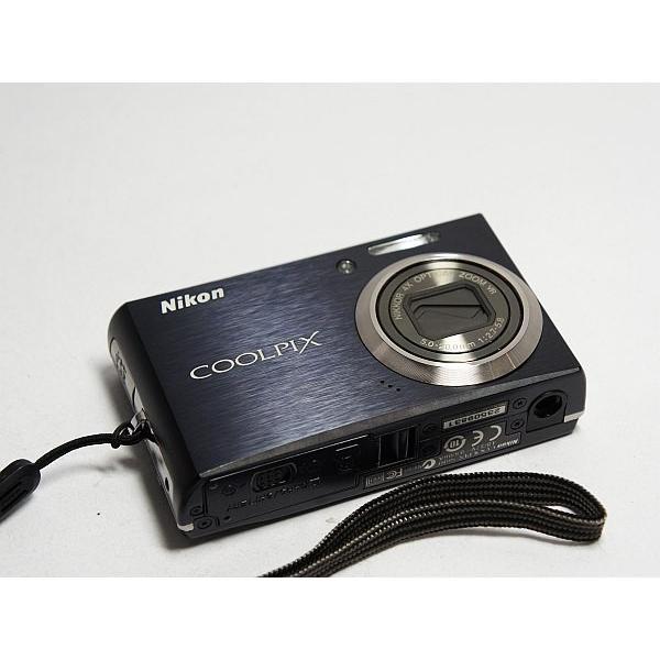 新品同様 COOLPIX S610 オーシャンブラック 中古本体 安心保証 即日発送 Nikon デジカメ デジタルカメラ 本体
