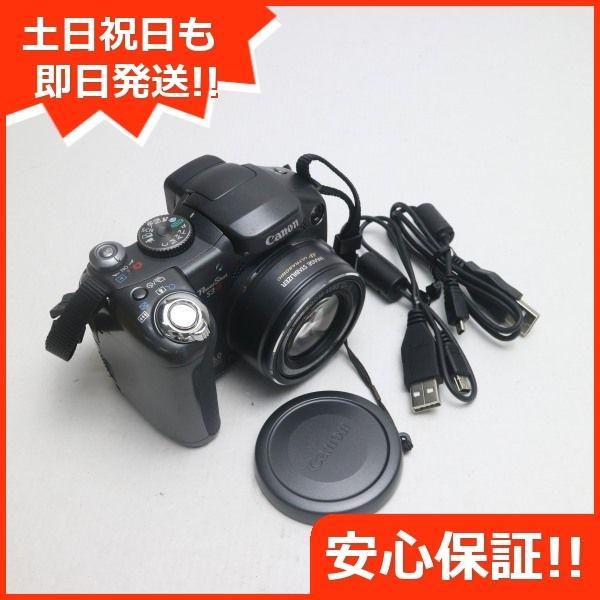 中古 PowerShot S3 IS ブラック 中古本体 即日発送 Canon デジカメ デジタルカメラ 本体 あすつく 土日祝発送OK