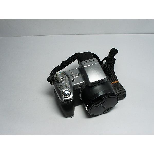 美品 Cyber-shot DSC-H1 シルバー 中古本体 安心保証 即日発送 SONY デジカメ デジタルカメラ 本体