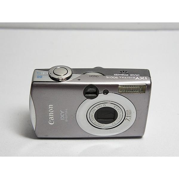 美品 IXY DIGITAL 900 IS シルバー 中古本体 安心保証 即日発送 Canon デジカメ デジタルカメラ 本体