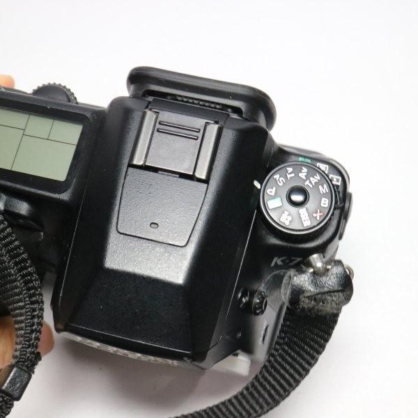 美品 PENTAX K-7 ブラック 本体 安心保証 即日発送 PENTAX デジタル一眼 本体