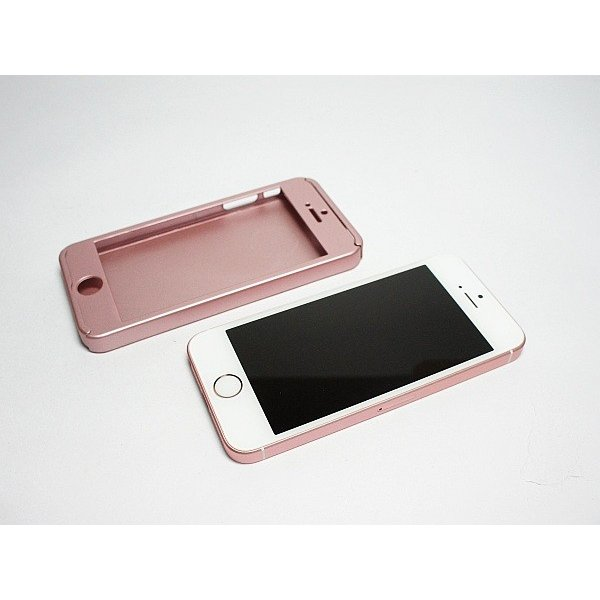 1bb8067663 新品同様 SOFTBANK iPhoneSE 16GB ローズゴールド 中古本体 安心保証 即日発送 スマホ Apple SOFTBANK ...