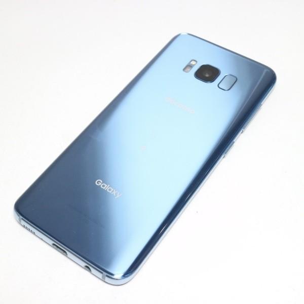 美品 SC-02J Galaxy S8 ブルー 中古本体 安心保証 即日発送 スマホ SAMSUNG docomo 本体 白ロム|eco-sty|02