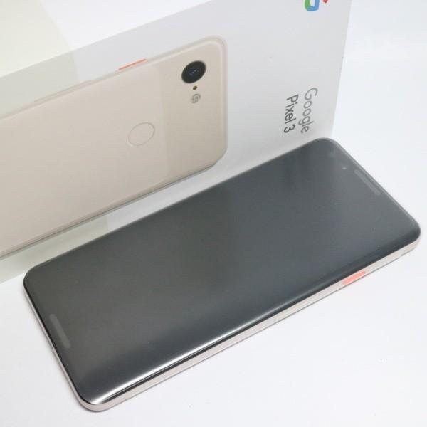 Pixel 3 64GB ノットピンク SIMフリーの画像
