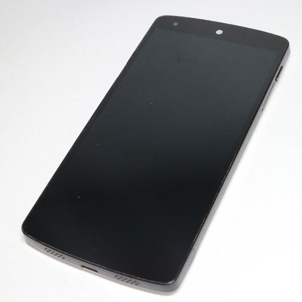 Nexus 5 EM01L 16GB ホワイト Y!mobileの画像
