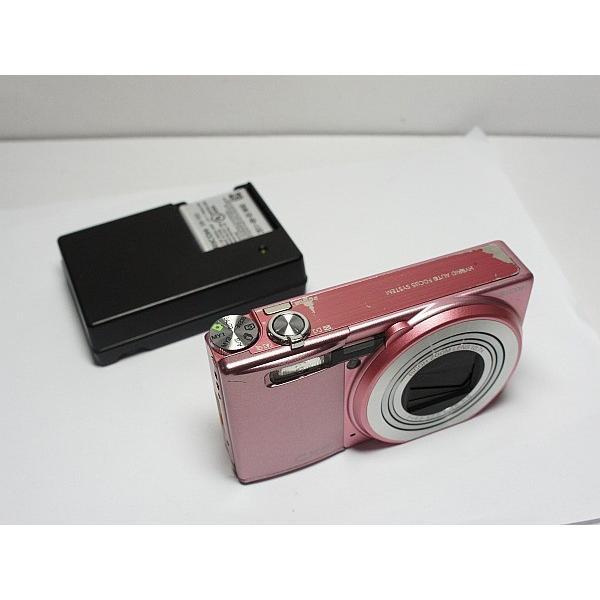 美品 CX6 ピンク 中古本体 安心保証 即日発送 デジカメ RICOH デジタルカメラ 本体