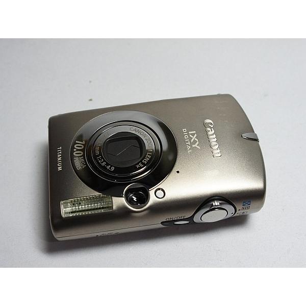 美品 IXY DIGITAL 1000 シルバー 中古本体 安心保証 即日発送 Canon デジカメ デジタルカメラ 本体